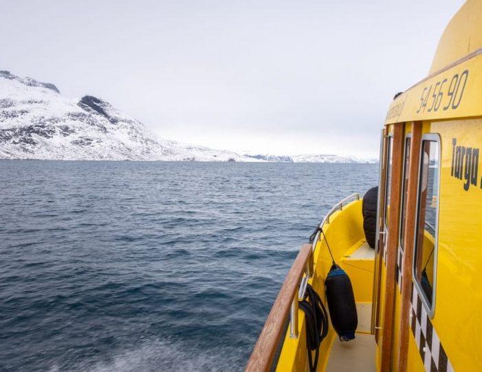 Boat Shuttle Express Kapisillit Nuuk - Guide to Greenland4