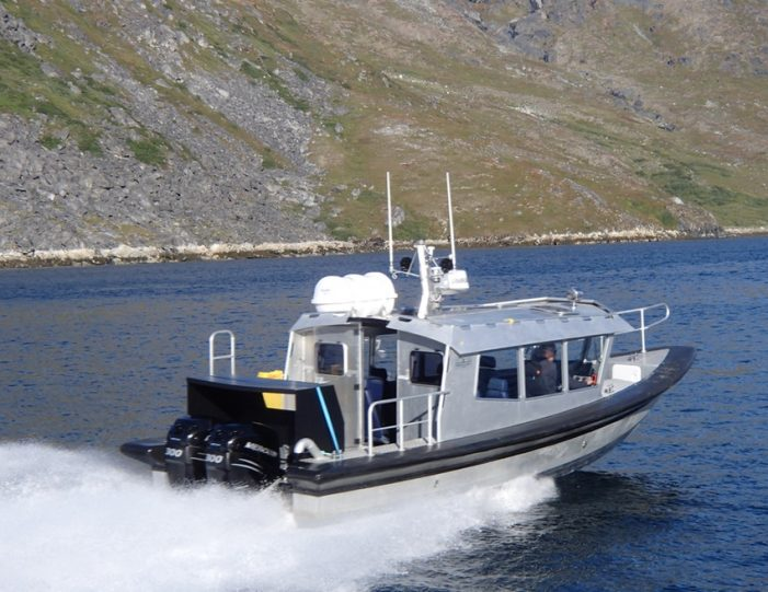 Boat charter Nuuk West Greenland - Guide to Greenland2