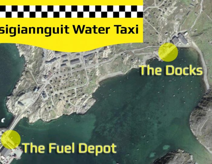 Boat charter | Open Boat | Qasigiannguit | Disko Bay-Guide to Greenland7