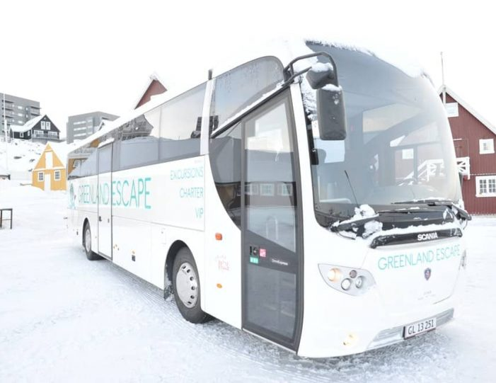 Bus service Nuuk - Guide to Greenland1
