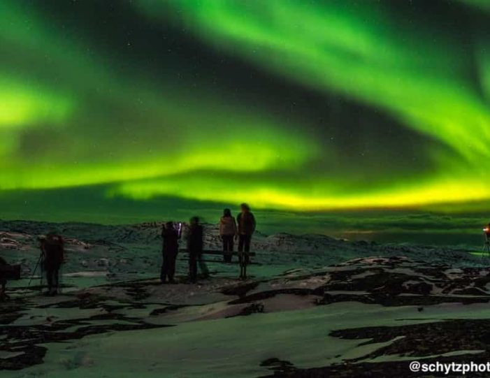 Chasing the Northern Lights | Ilulissat | Disko Bay- Guide to Greenland10