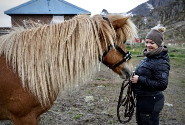 Dancing with horses in Greenland - Guide to Greenland3