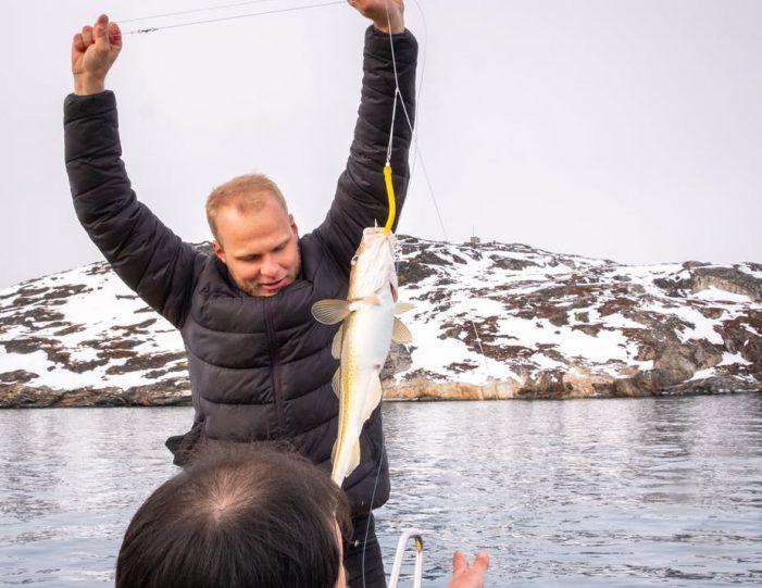 Deep Sea Fishing   Nuuk - Guide to Greenland8