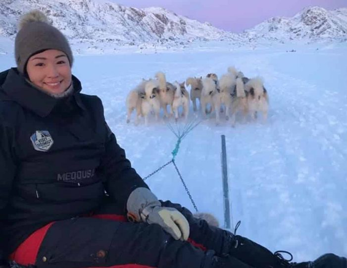 Dogsledding and Kayaking expedition w: 1 night in Cabin | Sisimiut - Guide to Greenland2
