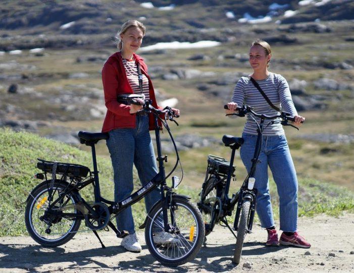 E-bike Explore The Wilderness Sisimiut - Guide to Greenland1