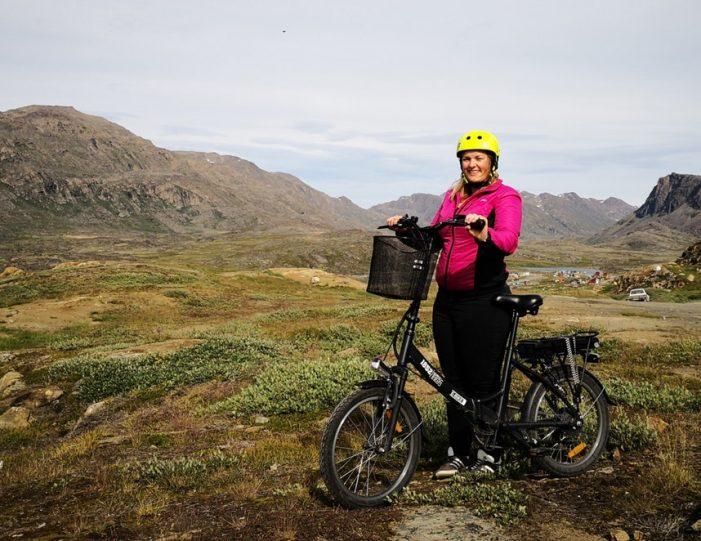 E-bike Explore The Wilderness Sisimiut - Guide to Greenland2