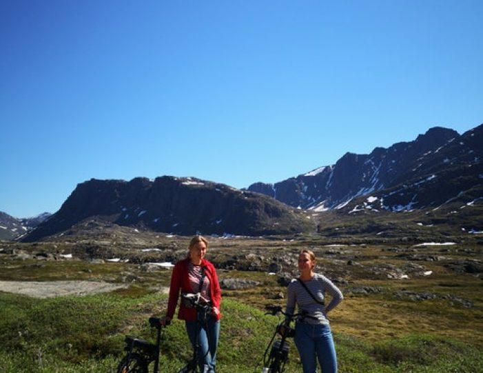 E-bike Explore The Wilderness Sisimiut - Guide to Greenland7