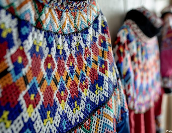 Experience the making of Greenlandic National Costumes - Guide to Greenland2