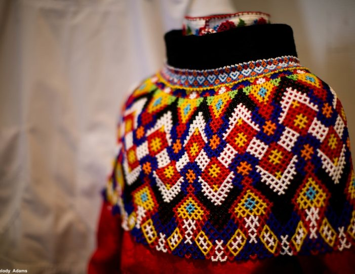Experience the making of Greenlandic National Costumes - Guide to Greenland3