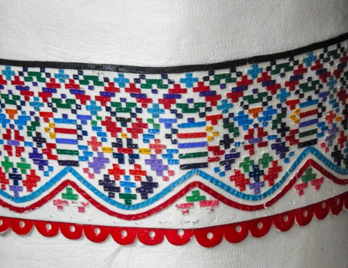 Experience the making of Greenlandic National Costumes - Guide to Greenland6