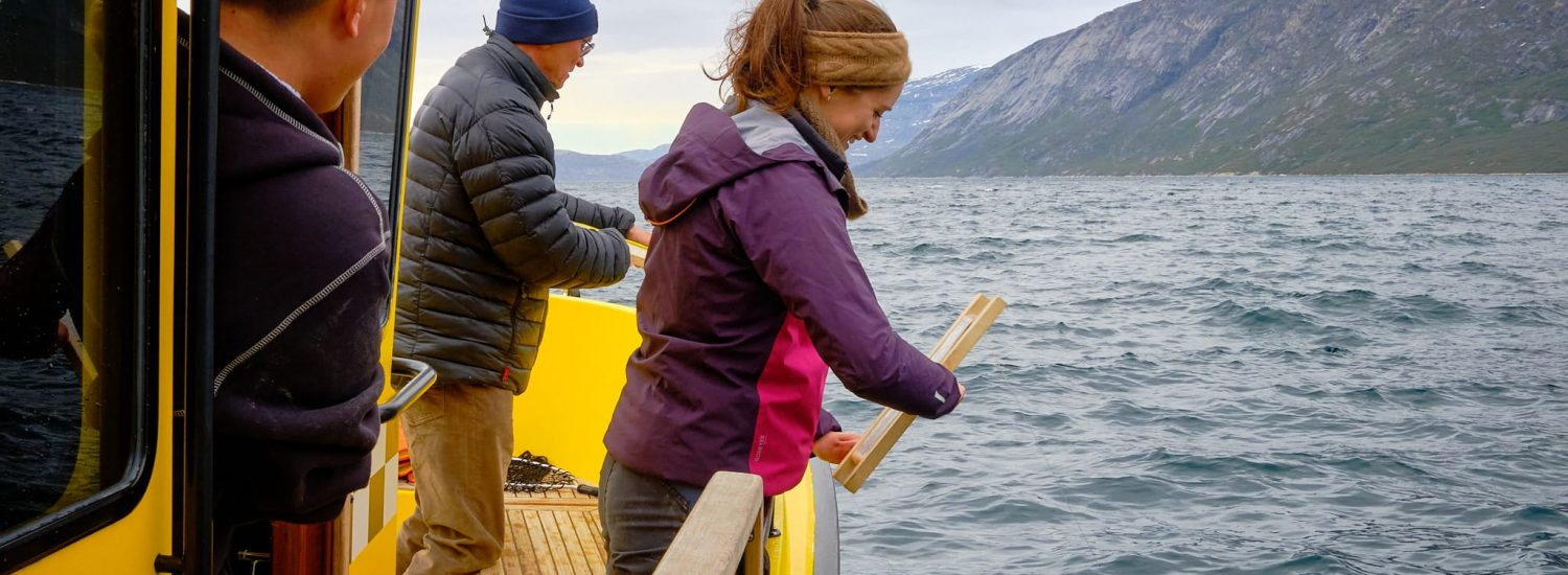 Fishing-in-the-Nuuk-Fjord-on-a-catch-and-eat-boat-tour-summer-Guide-to-Greenland