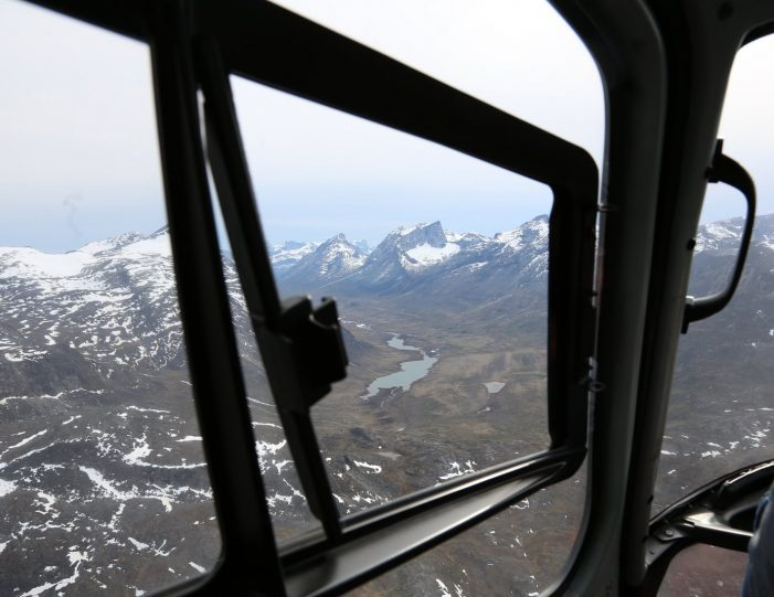 Helicopter tour to the icefjord | Private charter tour | Nuuk- Guide to Greenland15