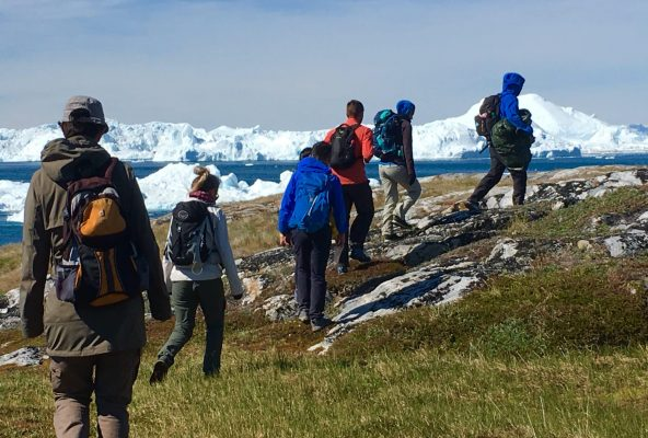 Hike to the old settlement - Sermermiut, Ilulissat - Guide to Greenland2