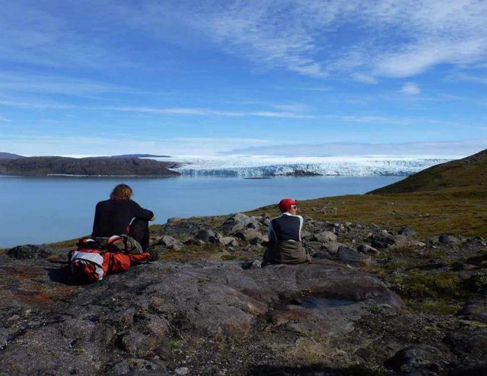 Hiking, Kayaking & Camping   Musk Ox Lake   Kangerlussuaq - Guide to Greenland17