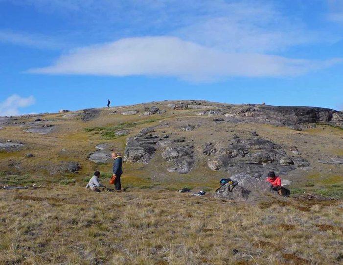 Hiking, Kayaking & Camping   Musk Ox Lake   Kangerlussuaq - Guide to Greenland6