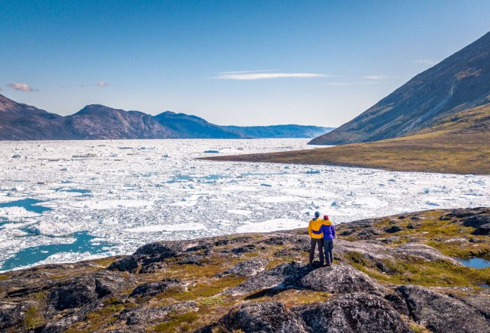 Hiking-and-admiring-icebergs-in-Nuuk-Fjord-summer-Guide-to-Greenland