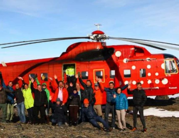 ISUA Glacier Adventure By Helicopter | Ilulissat | Disko Bay - Guide to Greenland3