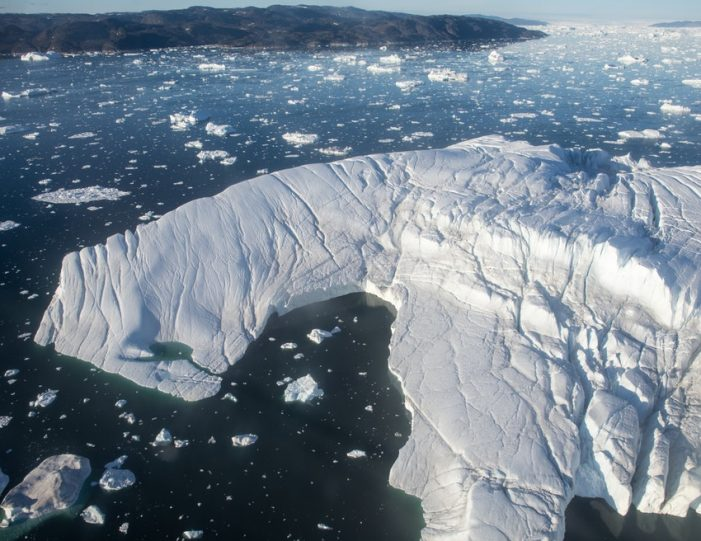 ISUA Glacier Adventure By Helicopter | Ilulissat | Disko Bay - Guide to Greenland5