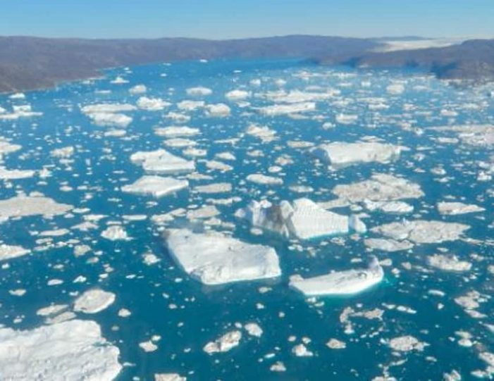 ISUA Glacier Adventure By Helicopter | Ilulissat | Disko Bay - Guide to Greenland8