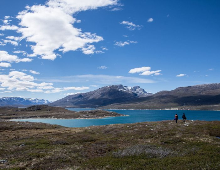 Icefiord hike and Settlement By The Icefjord Nuuk I Kapisillit- Guide to Greenland