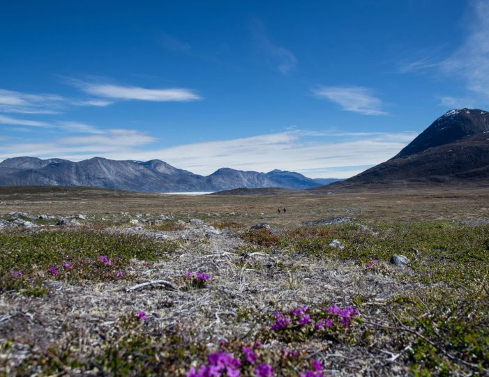 Icefiord hike and Settlement By The Icefjord Nuuk I Kapisillit