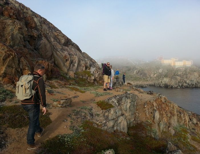 Inuit Hike Sisimiut West Greenland - Guide to Greenland2