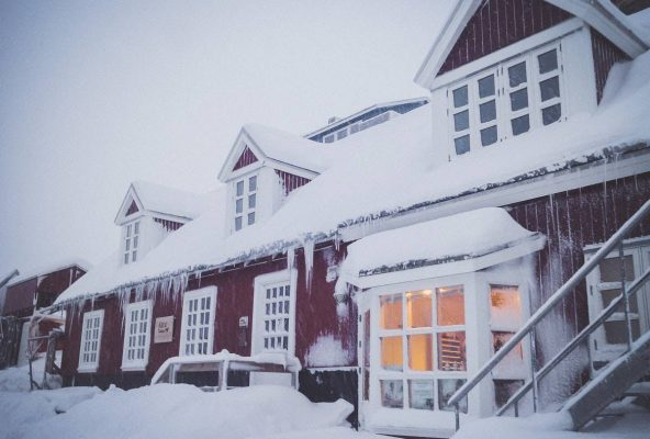 Just so natural winter in Greenland - Guide to Greenland1