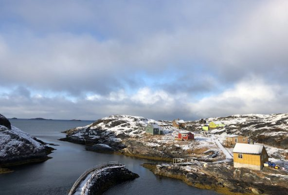 Kangeq - Abandonment has its charm! - Guide to Greenland4