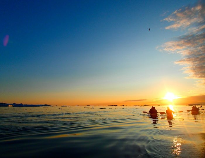 Kayaking tour from Tasiilaq | East Greenland-Guide to Greenland2