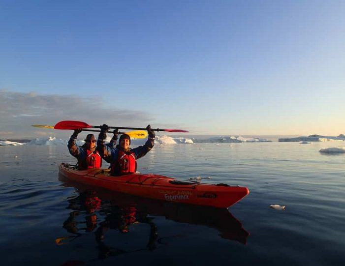 Kayaking tour from Tasiilaq | East Greenland-Guide to Greenland3