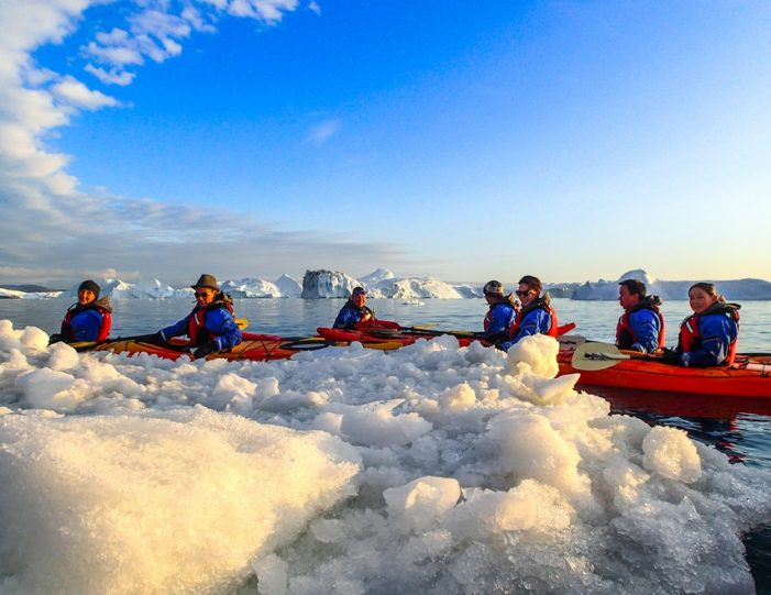 Kayaking tour from Tasiilaq | East Greenland-Guide to Greenland4