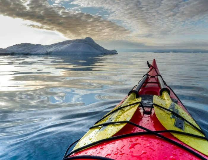 Kayaking tour from Tasiilaq | East Greenland-Guide to Greenland5