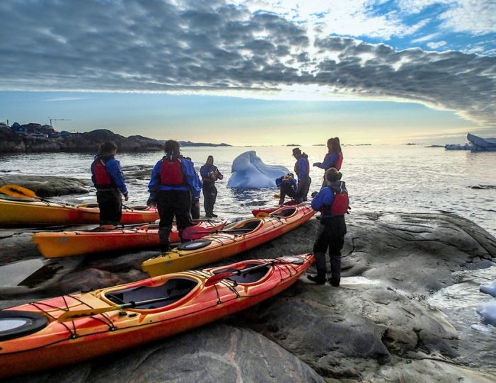 Kayaking tour from Tasiilaq | East Greenland-Guide to Greenland6