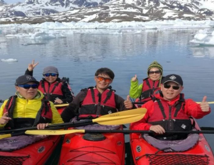 Kayaking tour from Tasiilaq | East Greenland-Guide to Greenland7