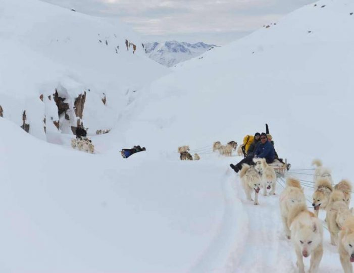 Multi-day Dogsledding from Tasiilaq East Greenland - Guide to Greenland8