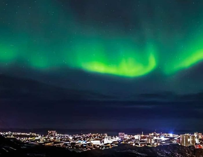 Northern Lights Photography | Ilulissat | Disko Bay-Guide to Greenland1
