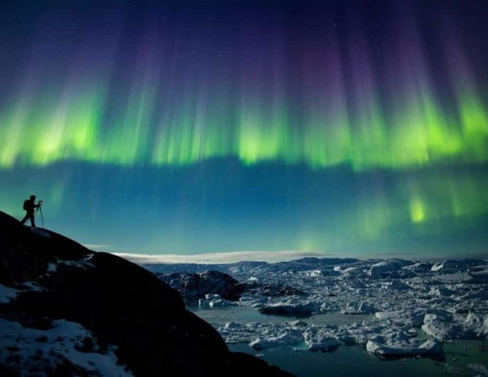 Northern Lights Photography | Ilulissat | Disko Bay-Guide to Greenland2