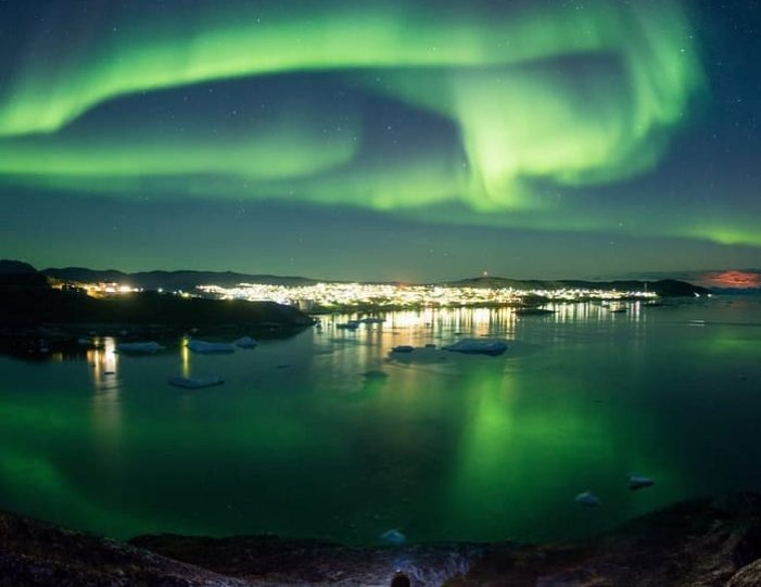 Northern Lights Photography | Ilulissat | Disko Bay-Guide to Greenland3