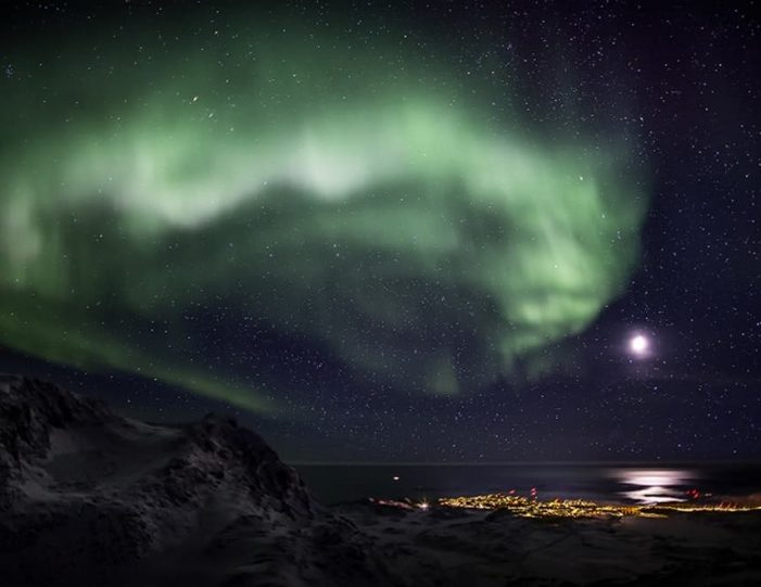 Northern Lights Photography | Ilulissat | Disko Bay-Guide to Greenland4