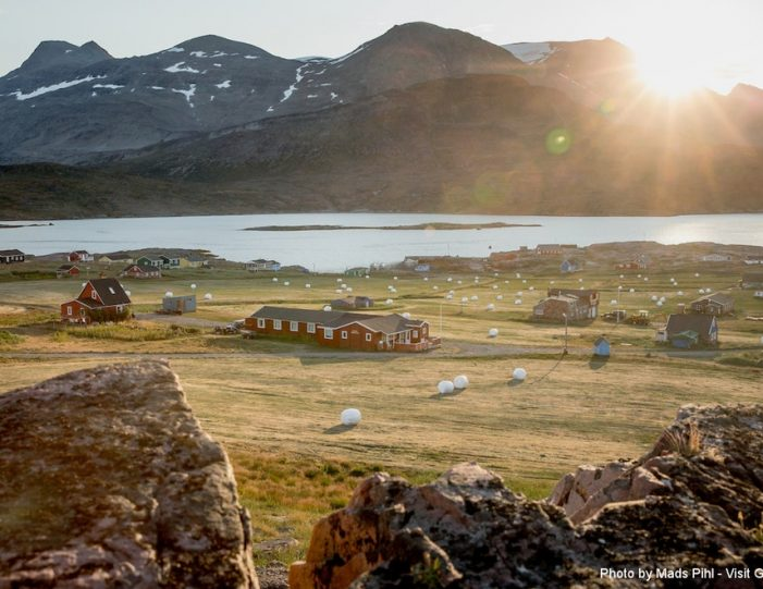 Pay by the Hour Private Charter | Qaqortoq | South Greenland - Guide to Greenland3