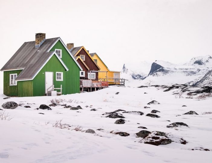 Private Qoornoq Island Adventure Nuuk - Guide to Greenland12