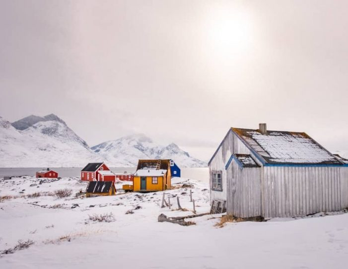 Private Qoornoq Island Adventure Nuuk - Guide to Greenland13