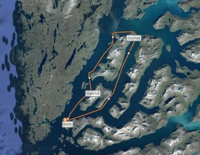Private Qoornoq Island Adventure Nuuk - Guide to Greenland8