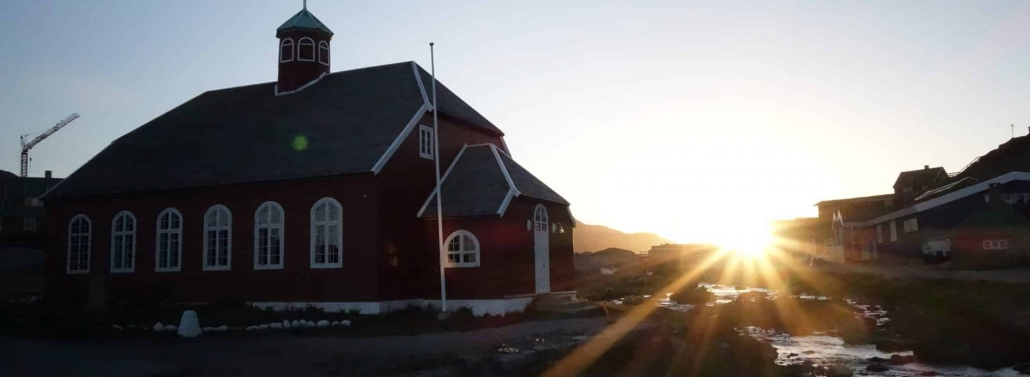 Qaqortoq, the biggest town in South Greenland - Guide to Greenland2