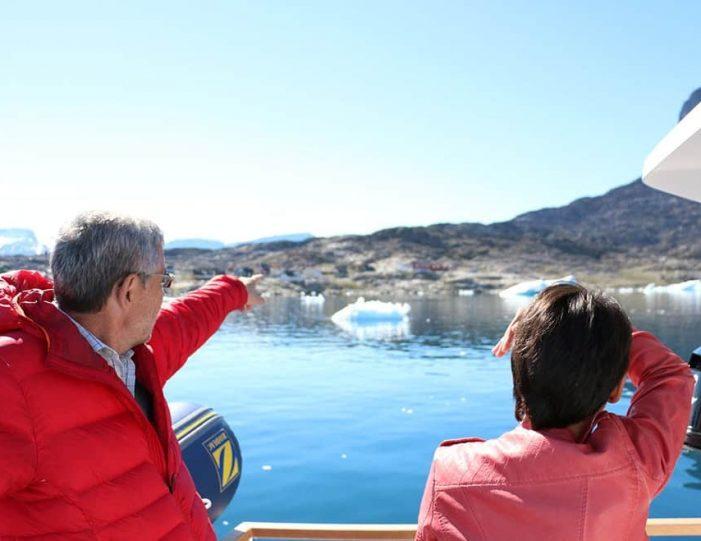 Qarajaq Glacier | Private tour | Uummannaq | North Greenland-Guide to Greenland1