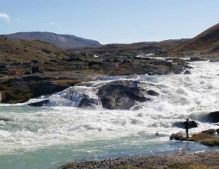 Robinson River Fishing & Camping | Kangerlussuaq | West Greenland - Guide to Greenland1