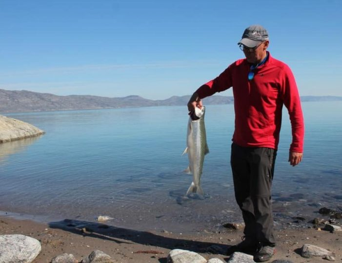 Robinson River Fishing & Camping | Kangerlussuaq | West Greenland - Guide to Greenland2