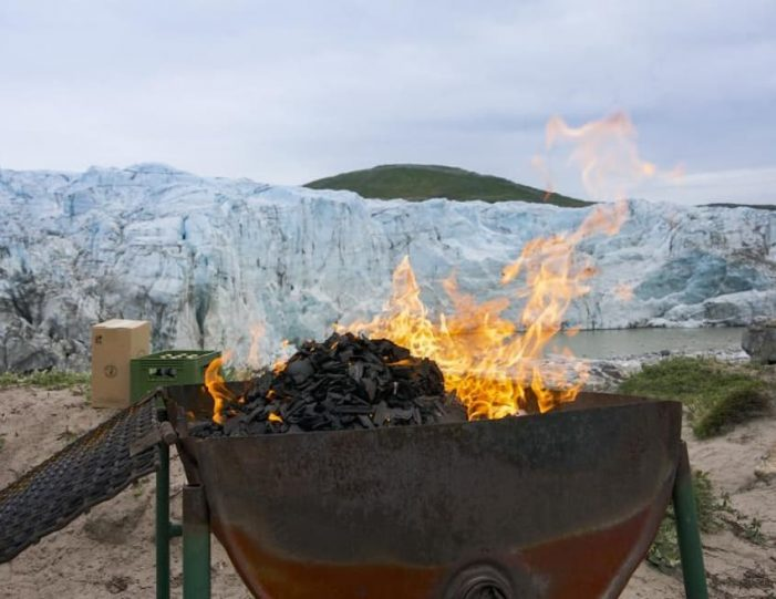 Russell Glacier BBQ _ Kangerlussuaq _ West Greenland - Guide to Greenland3