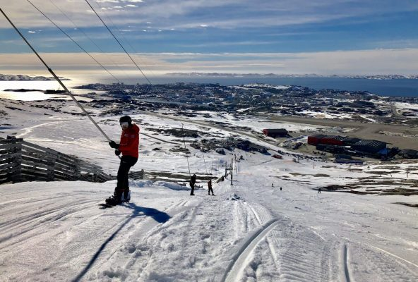 Ski slope - Nuuk - Guide to Greenland4