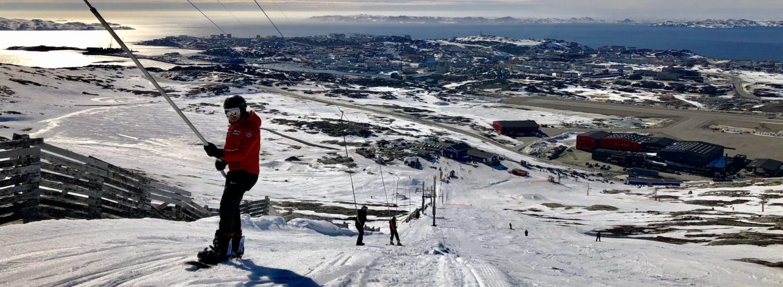Ski slope - Nuuk - Guide to Greenland4
